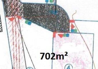 Vente Terrain 702m² auxonne - Photo 1