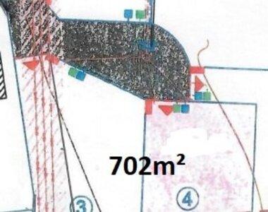 Vente Terrain 702m² auxonne - photo