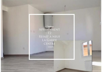 Vente Appartement 2 pièces 40m² La garde - photo