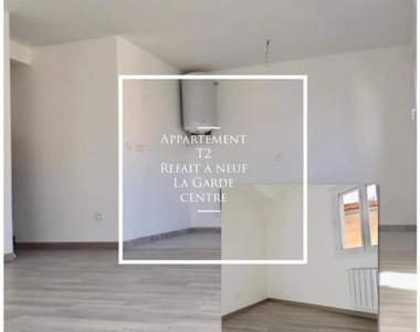 Vente Appartement 2 pièces 40m² La Garde (83130) - photo