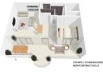 Sale Apartment 2 rooms 51m² La garde - Photo 2