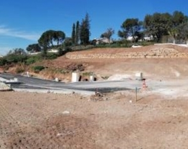 Sale Land 301m² La Garde (83130) - photo