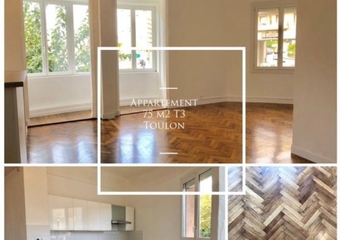 Sale Apartment 3 rooms 75m² Toulon (83000) - photo