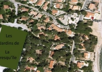 Vente Terrain 756m² Giens - Photo 1