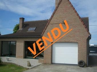 Vente Maison 6 pièces 150m² Wormhout - photo