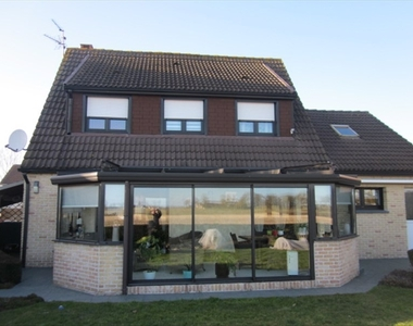 Vente Maison 6 pièces 127m² Wormhout (59470) - photo