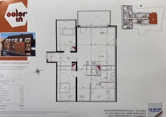 Vente Appartement 91m² Wormhout - Photo 1