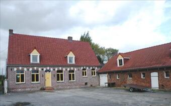 Vente Maison 8 pièces 160m² Terdeghem (59114) - Photo 1