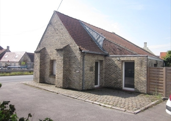 Vente Maison 3 pièces 66m² Looberghe - Photo 1