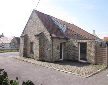 Vente Maison 3 pièces 66m² Looberghe - photo