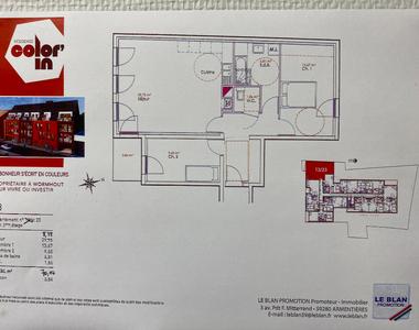 Vente Appartement 3 pièces 70m² WORMHOUT - photo