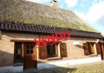 Vente Maison 3 pièces 61m² Wormhout - photo