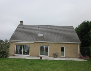 Vente Maison 7 pièces 143m² Wormhout (59470) - photo