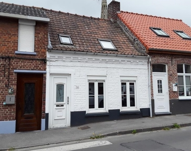 Vente Maison 3 pièces 65m² Steenvoorde - photo