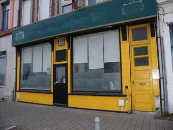 Vente Immeuble Dunkerque (59140) - photo
