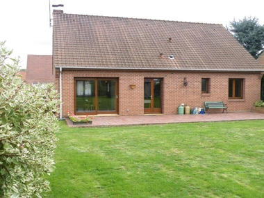 Location Maison 3 pièces 80m² Steenvoorde (59114) - photo