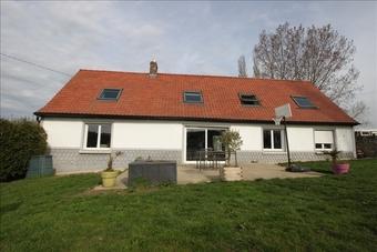 Vente Maison 5 pièces 150m² Merckeghem (59470) - photo