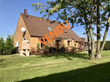 Vente Maison 4 pièces 130m² Steenvoorde - photo