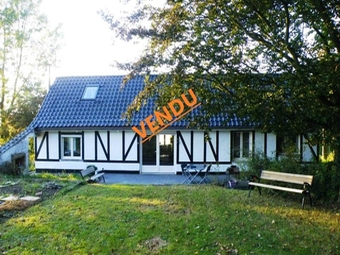 Vente Maison 110m² Steenvoorde (59114) - photo
