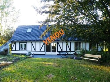 Vente Maison 110m² Steenvoorde - photo