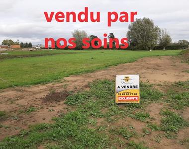 Vente Terrain 1 220m² BROXEELE - photo