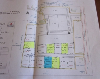 Vente Terrain 500m² Bambecque (59470) - photo