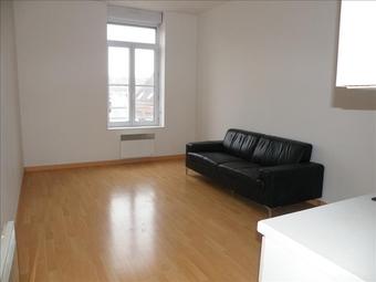Vente Appartement 2 pièces 32m² Hazebrouck (59190) - photo