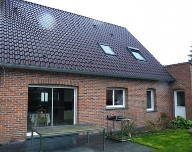 Vente Maison 6 pièces 140m² Steenvoorde - photo
