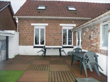 Location Maison 5 pièces 72m² Godewaersvelde (59270) - photo