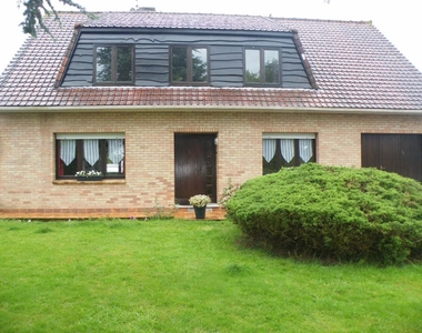 Location Maison 4 pièces 109m² Wormhout (59470) - photo