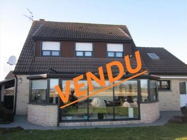Vente Maison 6 pièces 127m² Wormhout (59470) - photo