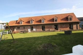 Vente Maison 8 pièces 255m² Saint-Sylvestre-Cappel (59114) - photo