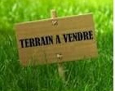 Vente Terrain 913m² Chaingy (45380) - photo