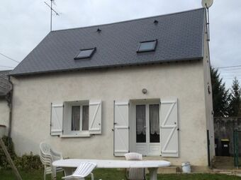 Location Maison 5 pièces 77m² Chaingy (45380) - Photo 1