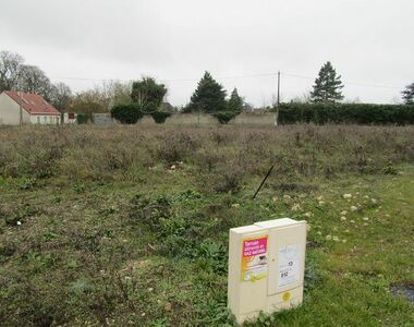 Vente Terrain Saint-Ay (45130) - photo