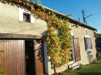 Vente Maison 3 pièces 70m² Brixey-aux-Chanoines (55140) - photo