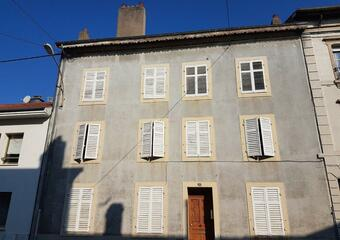 Vente Immeuble 250m² LUNEVILLE - photo