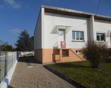 Location Maison 3 pièces 79m² Foug (54570) - photo