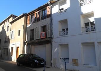Location Maison 4 pièces 110m² Toul (54200) - photo