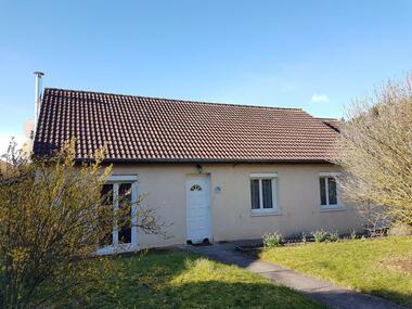 Vente Maison 6 pièces 110m² Colombey-les-Belles (54170) - photo