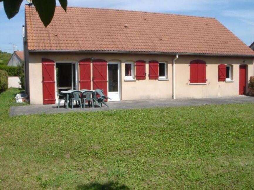 Vente maison 5 pi ces toul 54200 269262 for Maison toul