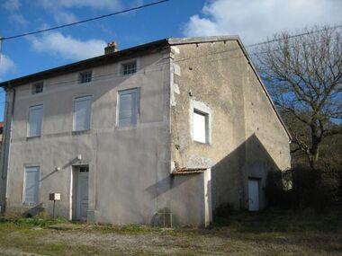 Vente Maison 4 pièces 98m² Sauvoy (55190) - photo