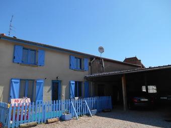 Location Maison 5 pièces 131m² Villey-Saint-Étienne (54200) - Photo 1