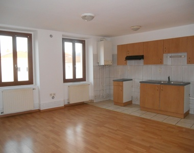 Location Appartement 3 pièces 33m² Toul (54200) - photo