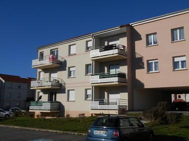 Location Appartement 3 pièces 59m² Écrouves (54200) - photo