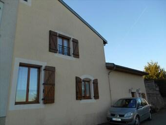 Location Maison 3 pièces 70m² Autrey (54160) - photo