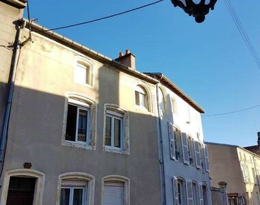 Vente Immeuble 140m² Toul (54200) - photo