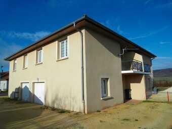Location Appartement 3 pièces 64m² Barisey-au-Plain (54170) - photo