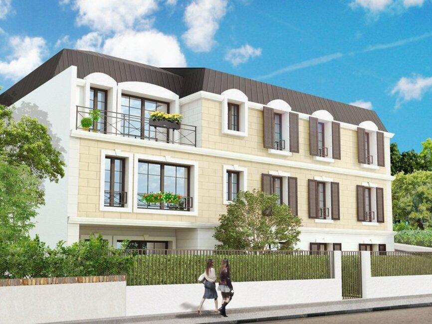 vente appartement 3 pi ces villiers sur marne 94350 399847. Black Bedroom Furniture Sets. Home Design Ideas