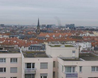 Vente Appartement 5 pièces 120m² strasbourg - photo